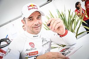 WRC Actualités Pour Citroën, le retour de Loeb en WRC n'appartient qu'à lui