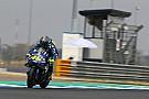 Un classement lointain pour Rossi, qui n'a pas suffisamment progressé