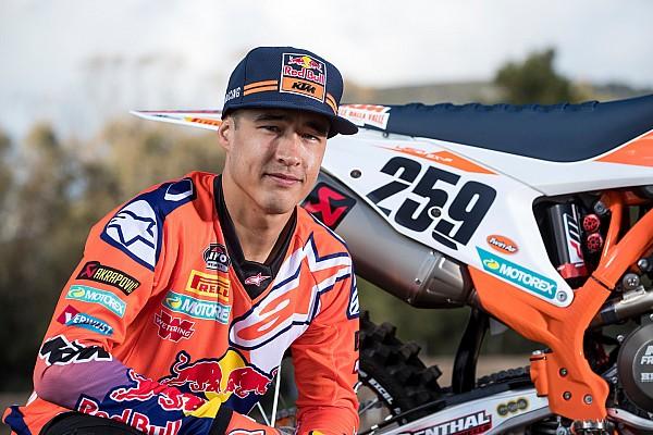 MXGP Nieuws Coldenhoff maakt zich op voor sleutelseizoen bij KTM