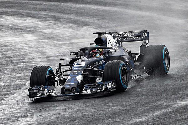 La Red Bull RB14 ha già debuttato a Silverstone con Ricciardo