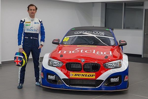 BTCC Breaking news Jelley makes BMW switch for 2018 BTCC season