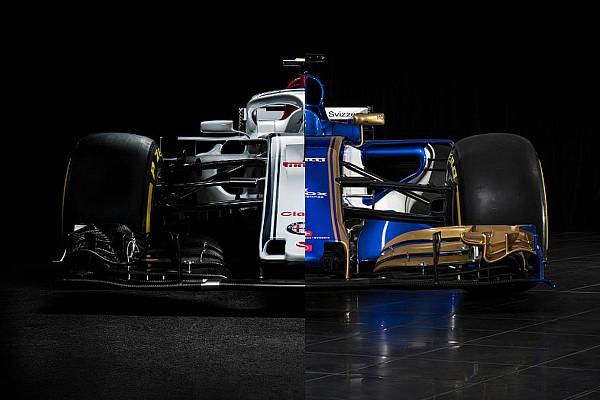 F1 Análisis Comparación: Sauber C36 vs. Sauber C37