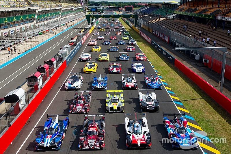 Fotogallery: la griglia di partenza della 24 Ore di Le Mans 2018