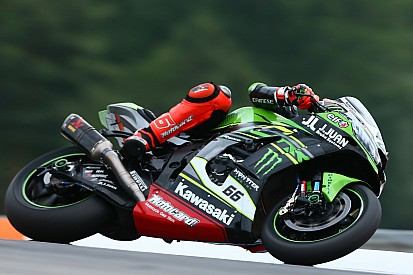 WSBK Brünn: Tom Sykes holt seine 45. Pole-Position