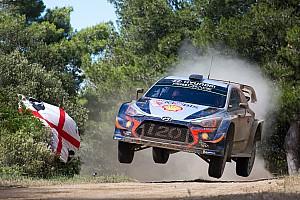WRC Résumé de spéciale ES10 à 12 - Neuville revient sur les talons d'Ogier