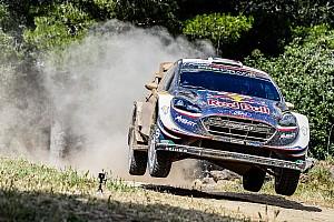 WRC Résumé de spéciale ES17 & 18 - Ogier conserve 1