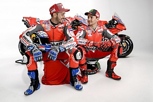 Les pilotes Ducati s'attendent à une saison 2018 encore plus disputée