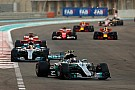 Formula 1 F1 set to introduce minimum driver weight in 2019