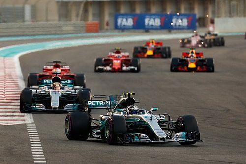 F1将在2019年引入最低车手体重制度