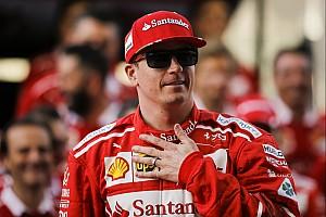 F1 Noticias de última hora La sorpresa del año: Raikkonen abrió su cuenta oficial de Instagram