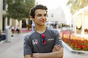 FIA F2 速報ニュース ランド・ノリス、来季はカーリンからF2参戦。僚友はセッテ・カマラ