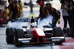 IndyCar Actualités King passe de la F2 à l'IndyCar