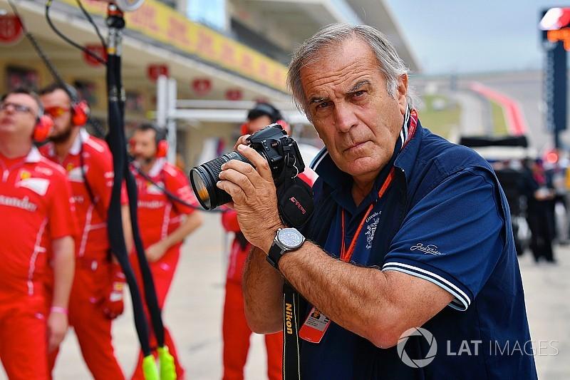 Giorgio Piola bringt Uhren im F1-Look heraus – TV-Dokumentation startet