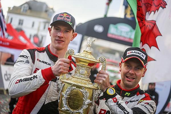 DMACK ed Evans spezzano l'incantesimo in Galles: prima vittoria in WRC!