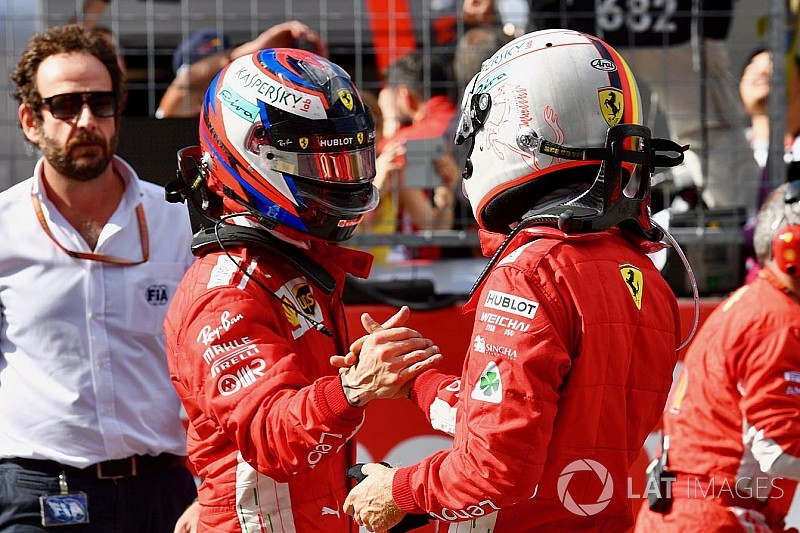 Wolff: Ferrari takım emri verseydi ağır olurdu