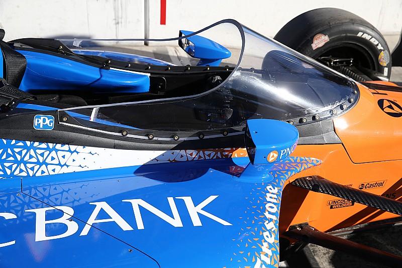 """Система захисту кокпіта """"навряд чи"""" з'явиться в IndyCar у 2018-му"""