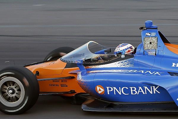IndyCar В IndyCar випробували систему захисту Aeroscreen