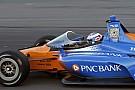 IndyCar Vídeo y fotos: el Aeroscreen en el monoplaza de IndyCar