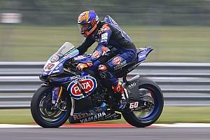Superbike-WM Rennbericht WSBK Donington: Erster Yamaha-Sieg seit 2011!