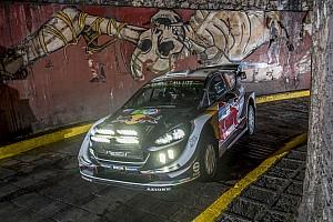 WRC Noticias Evans cambiará de navegante en Córcega