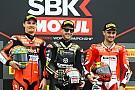 WSBK WSBK, Арагон: Рей виграв драматичну першу гонку вікенду