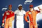 Fórmula 1 La parrilla de salida del GP de Australia