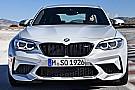 410 CV de increíble poder con el BMW M2 Competition 2018