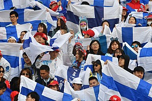 Formula 1 Top List GALERI: Suasana balapan GP Tiongkok