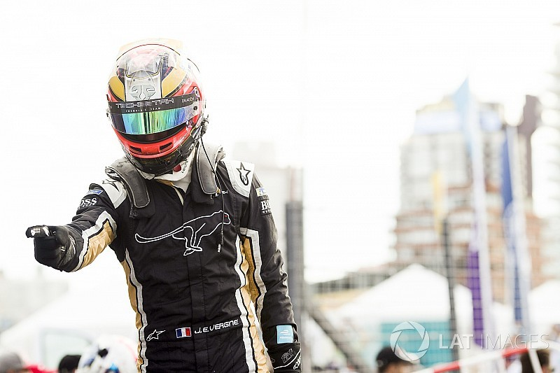 """""""Hardest"""" win makes up for intra-team """"fights"""" - Vergne"""