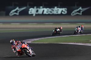 MotoGP Ergebnisse MotoGP-Auftakt 2018 in Katar: Das Rennergebnis in Bildern