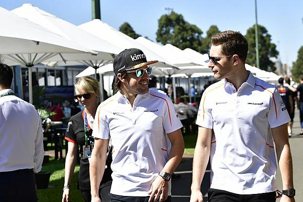 Formule 1 Nieuws Alonso over Vandoorne: