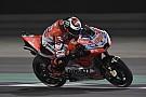 """MotoGP Lorenzo: """"Dovizioso y Petrucci son los favoritos, pero yo no estoy lejos"""""""