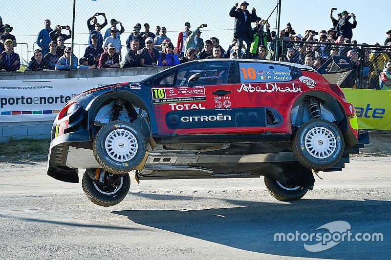 [WRC] 雪铁龙车队解释解雇米克原因