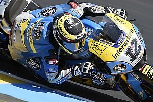 MotoGP Fotostrecke Fotostrecke : Thomas Lüthi im Grand Prix von Frankreich