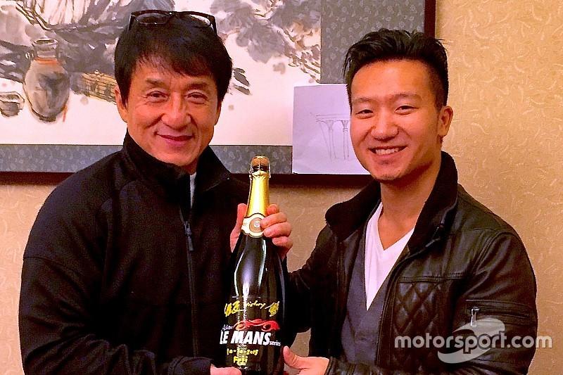 Jackie Chan Le Mans
