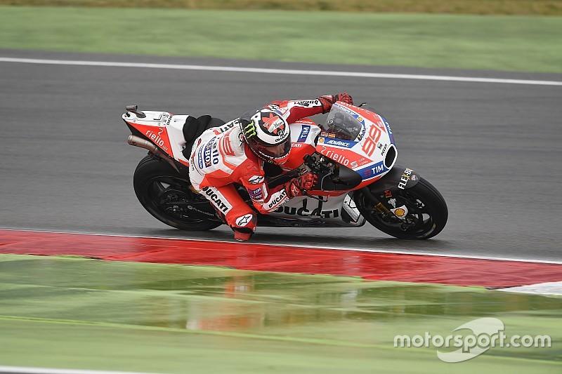 """Platz 21: Jorge Lorenzo spricht über seine Qualifying-""""Katastrophe"""""""
