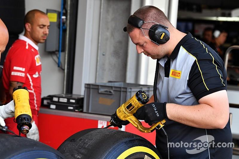 В Pirelli объяснили консервативный выбор шин для Баку