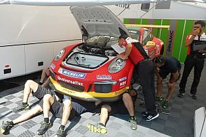 Carrera Cup Italia Ultime notizie Carrera Cup Italia, Vallelunga: Dinamic Motorsport fa gli straordinari