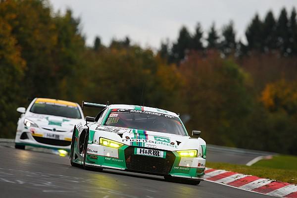 VLN 8: Land sorgt für zweiten Saisonsieg von Audi