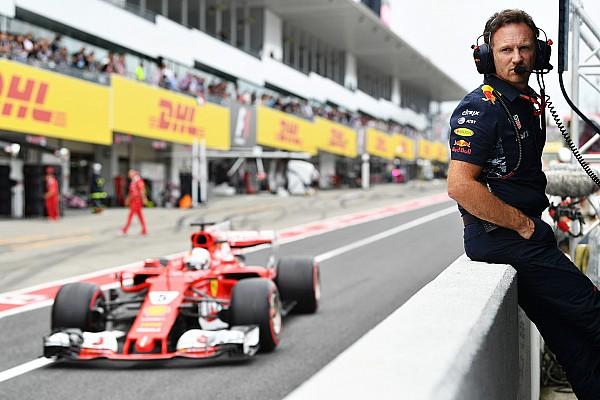 F1 El abandono de Vettel fue algo