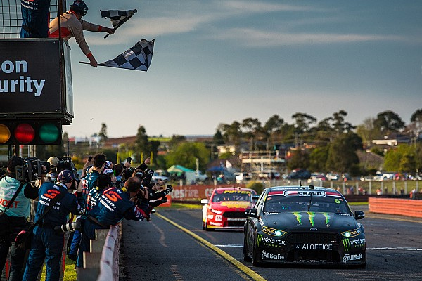 Supercars Breaking news 'Aggressive approach' pays off for Prodrive