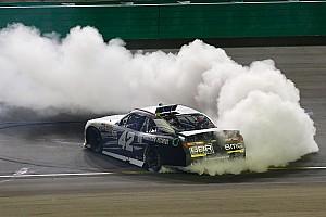 NASCAR XFINITY Race report Tyler Reddick dominates at Kentucky, earning first Xfinity win