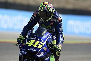 MotoGP Nieuws Rossi staat voor