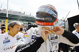 Алонсо пообещал еще раз попытаться выиграть «Инди 500»