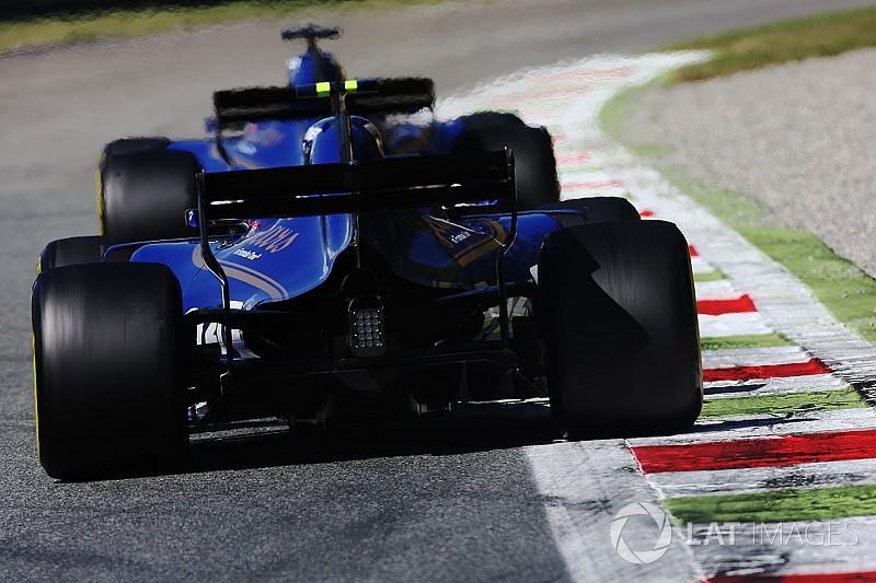 Sauber Vanaf Nul Begonnen Met Formule 1 Auto Voor 2018
