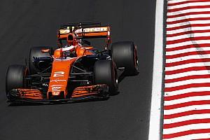 Формула 1 Отчет о тестах Вандорн стал лучшим в утренней сессии первого дня тестов в Венгрии