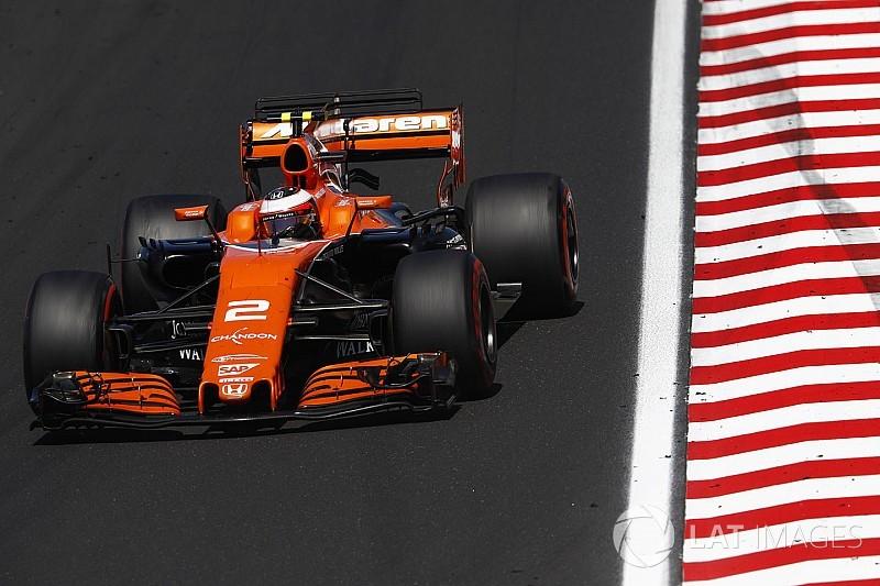 McLaren: 35 posizioni di penalità in griglia per Vandoorne in Belgio