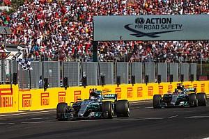 Formel 1 News Formel 1 2017: Bereut Mercedes den Platztausch Hamilton/Bottas?