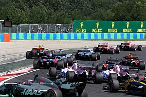 F1 Noticias de última hora Grosjean advierte a Hulkenberg: