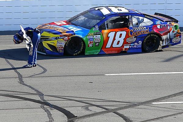 NASCAR Cup NASCAR in Pocono: Kyle Busch erringt 1. Saisonsieg 2017